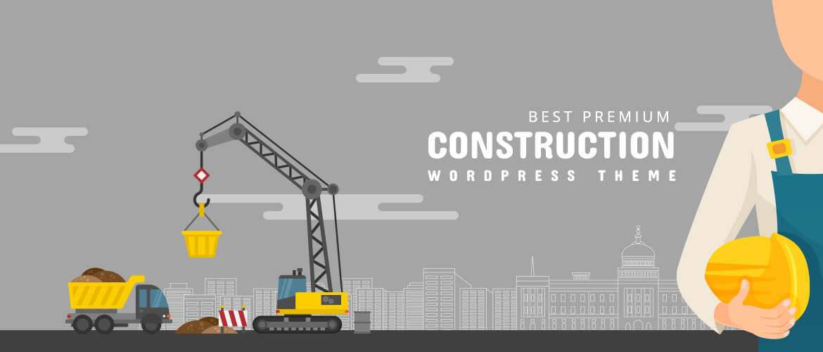 20+ Best Premium Construction WordPress Themes 2021