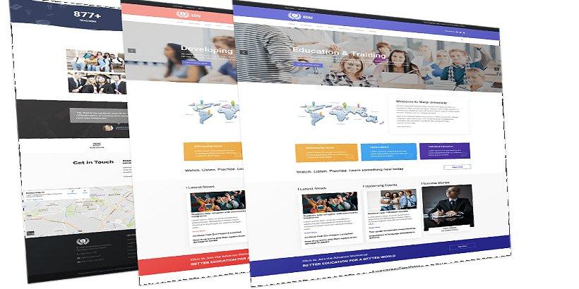 WT Education Free Education WordPress Themes