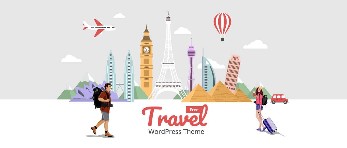 15+ Best Free Travel WordPress Themes 2021
