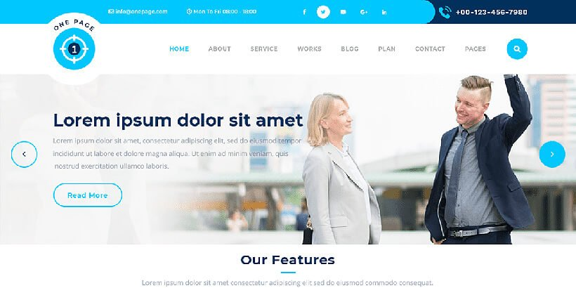 safha free portfolio wordpress themes
