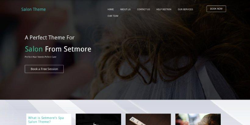 setmore SpaSalon
