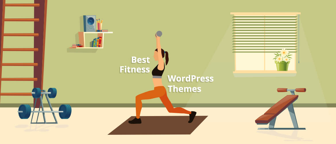 15+ Best Free Fitness WordPress Themes for 2019