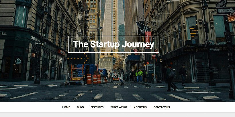 businessly free business wordpress themes