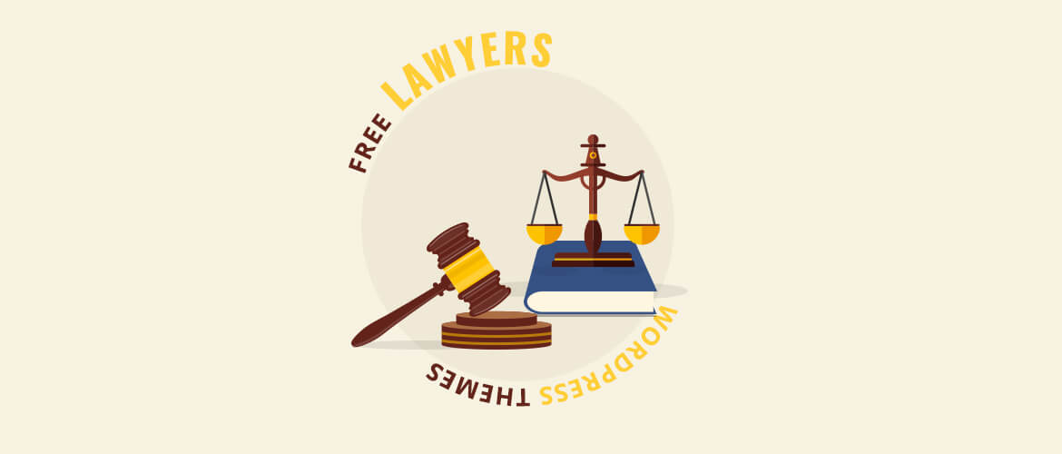 15+ Best Free Lawyers WordPress Themes 2021