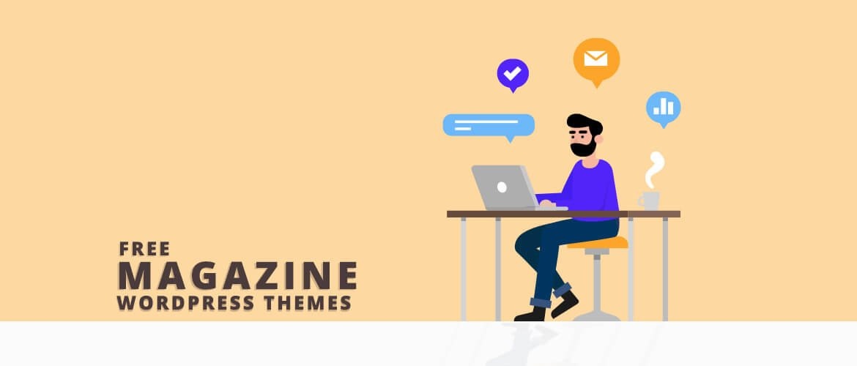 30+ Best Free Magazine WordPress Themes 2021
