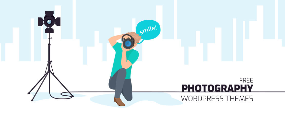 15+ Best Free Photography WordPress Themes 2019