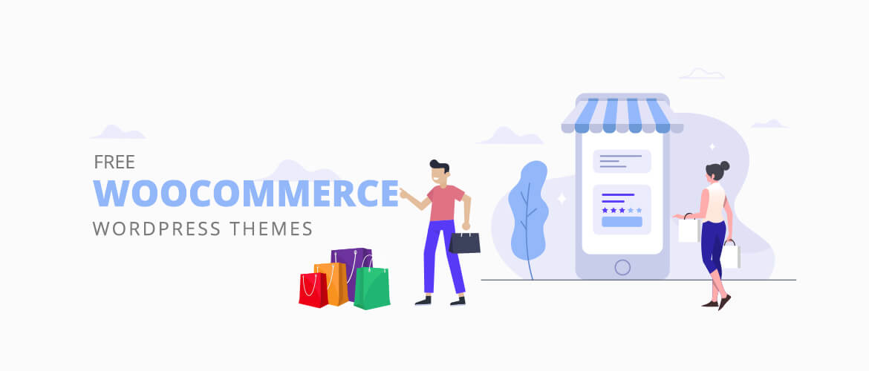 30+ Best Free WooCommerce Themes 2020