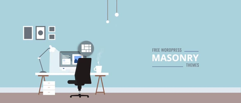 10+ Best Free WordPress Masonry Themes 2020