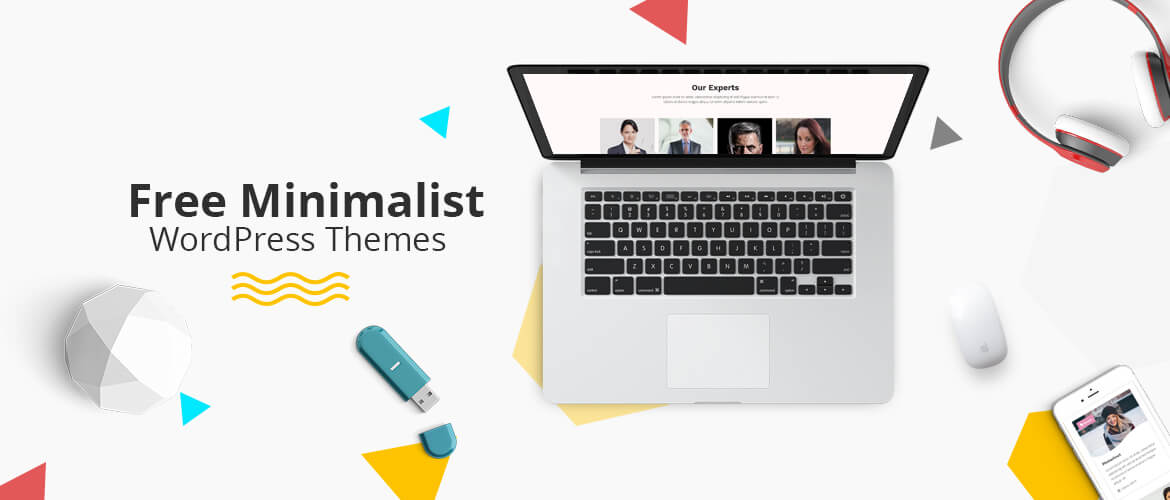 15+ Best Free Minimalist WordPress Themes 2020