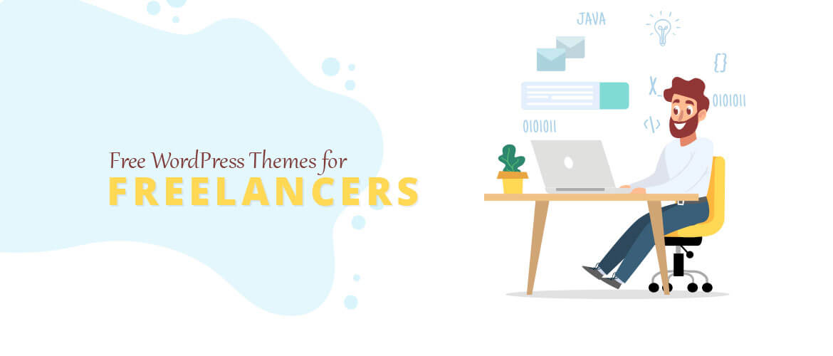 15+Best Free WordPress Themes for Freelancers 2020
