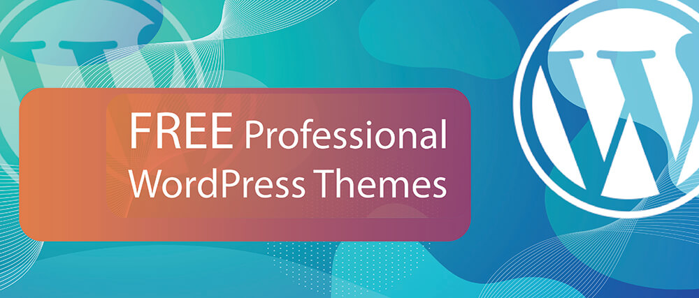15+ Best Free Professional WordPress Themes 2020