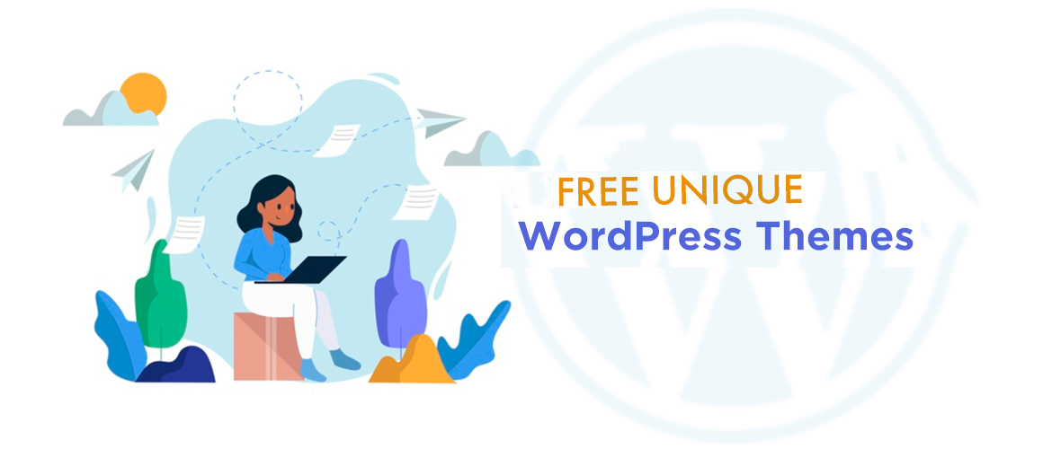 10+Best Free Unique WordPress Themes 2020