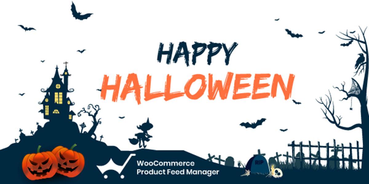 WPFM halloween cover - RexTheme