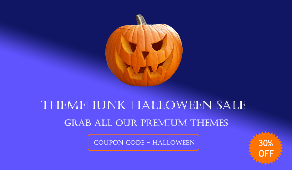 themehunk-Halloweean-Sale-2019 - ThemeHunk Team