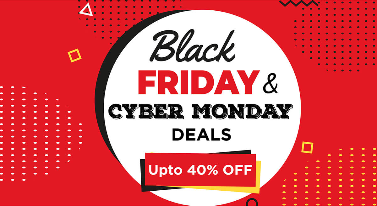 Black Friday & Cyber Monday WordPress Deals 2019! Get Up to 50% OFF