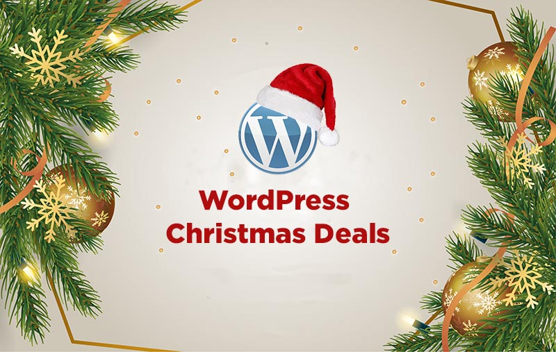 WordPress Christmas & New Year 2020 Deals