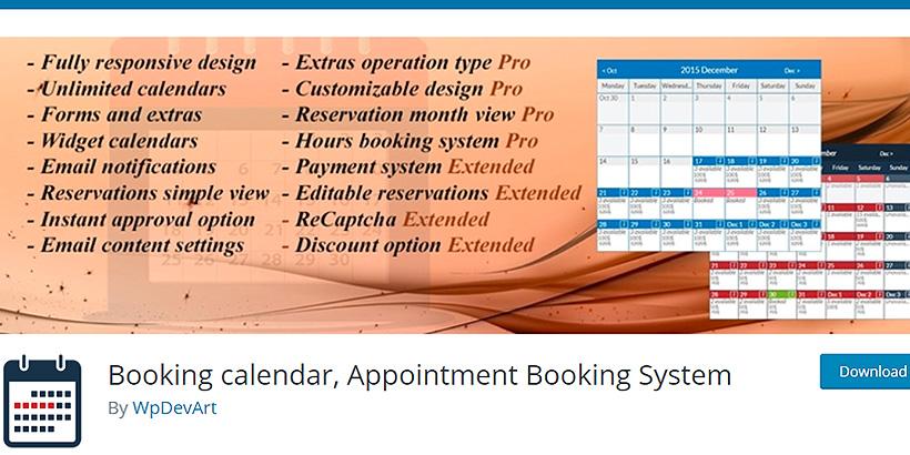bookingcalendar