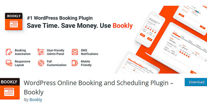 bookly responsive