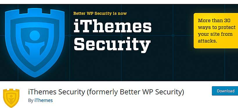 ithemesecurity best wordpress security plugins