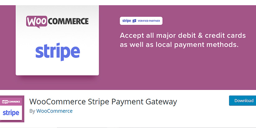 stripe payment Best Free WooCommerce Plugins