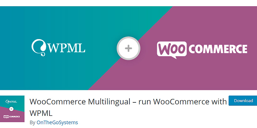 woocommerce multilingual Best Free WooCommerce Plugins