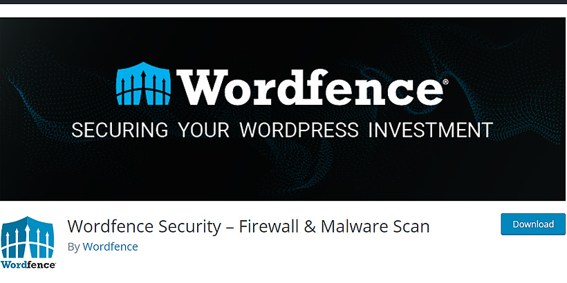 wordfence best wordpress security plugins