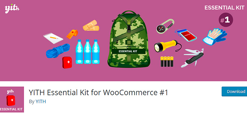 yith essentials Best Free WooCommerce Plugins