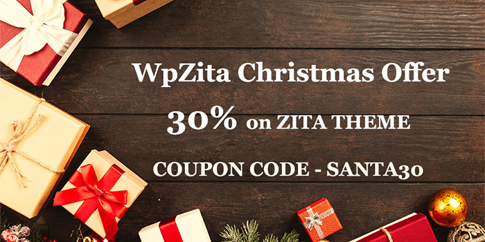 zita-christmas-offer - Zita WordPress Theme