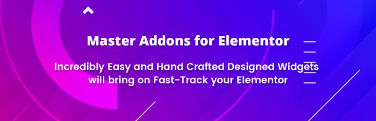 popular elementor addons master addon