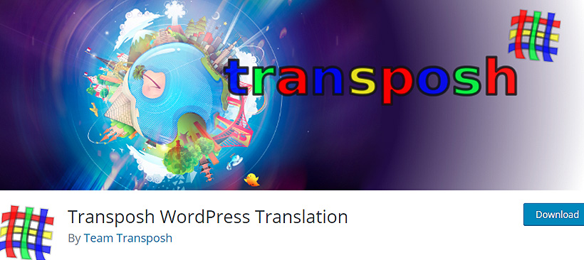 transposh best language translation for wordpress