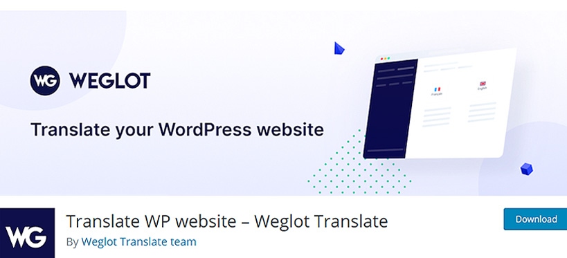 weglot best language translation for wordpress