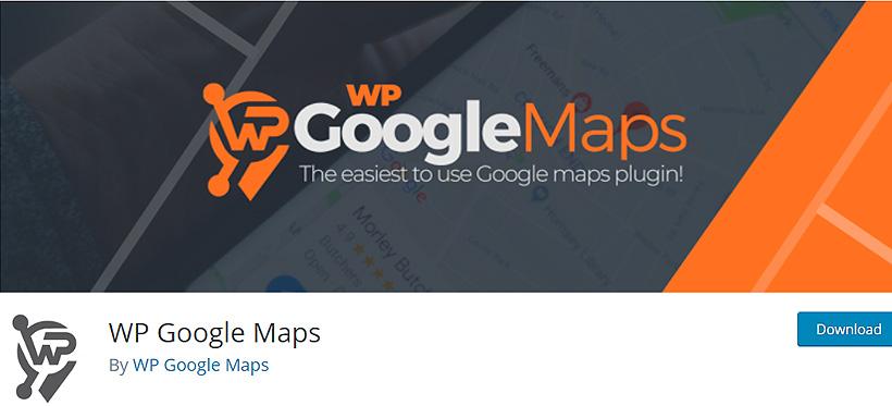 wpgooglemap Best Free WordPress Google Map Plugins
