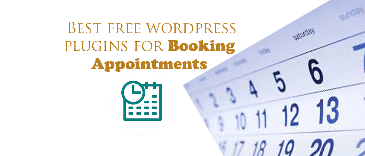 10+ Best Free WordPress Plugin for Booking Appointments