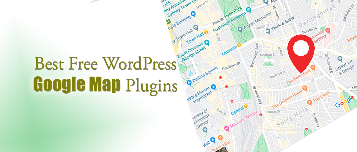 8 + Best Free WordPress Google Map Plugins 2020