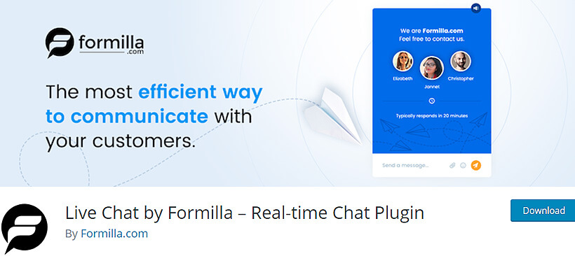 livechat-formilla