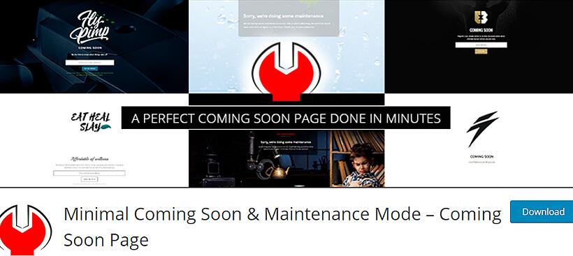 minimal-coming-soon