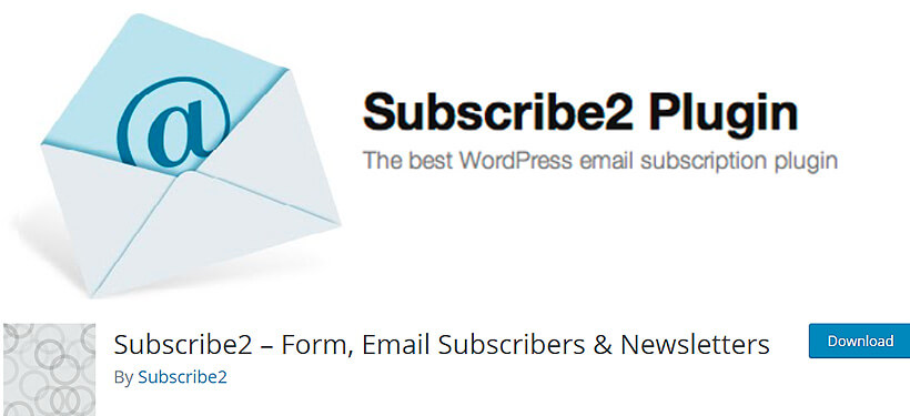subscribeplan2 wordpress newsletter plugins