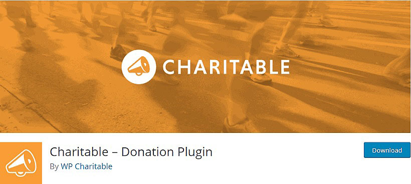 charitable wordpress donation plugins