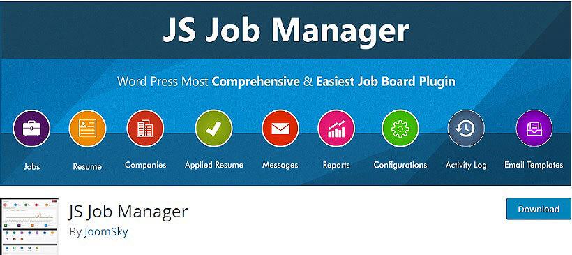 js job