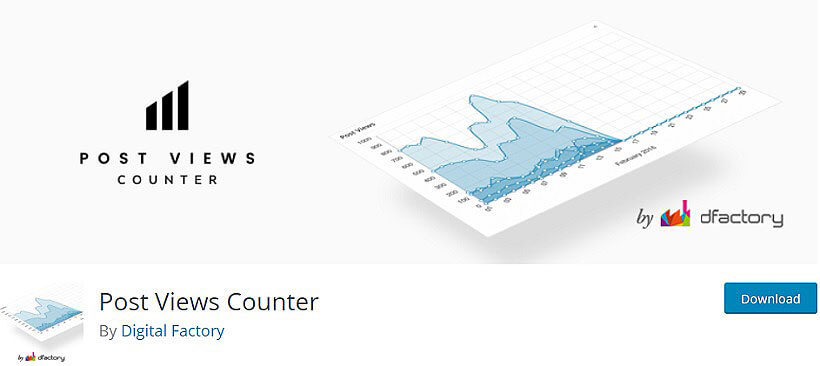 Post Views Counter wordpress visitor counter plugins