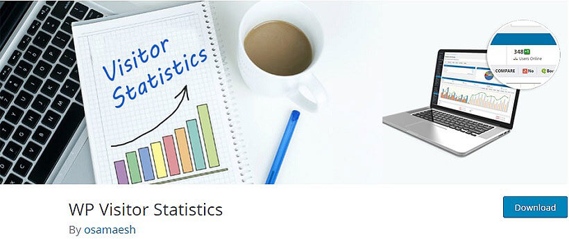 WP Visitor Statistics