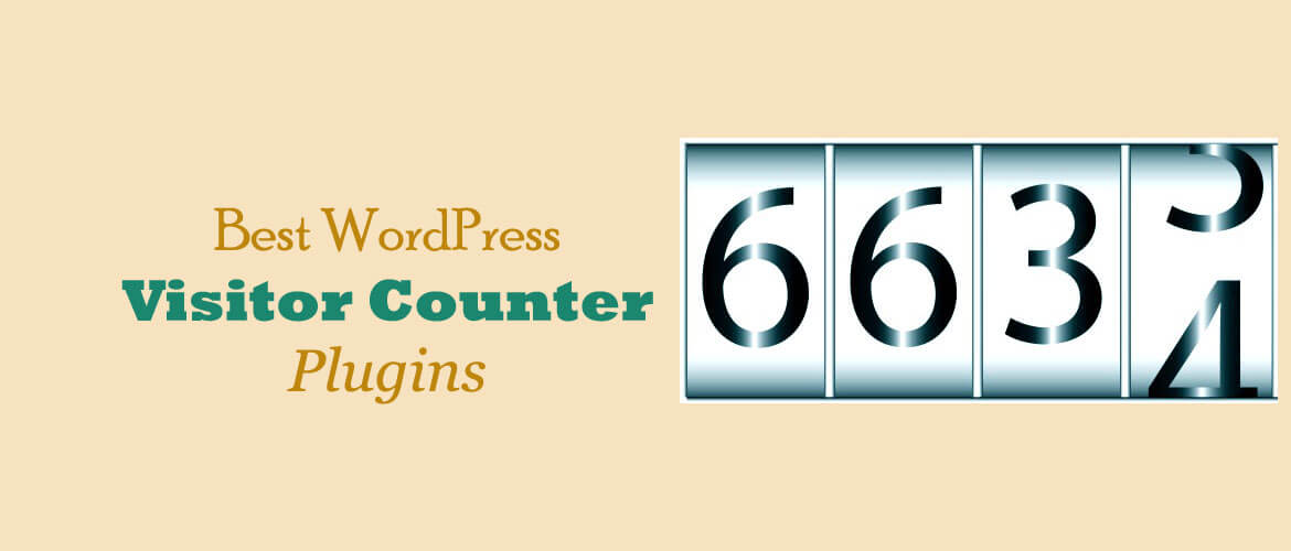 best wordpress visitor counter plugins