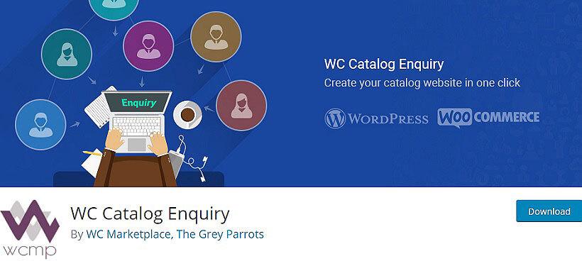 wc catalog