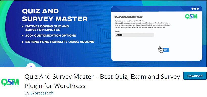 quiz-&-survey