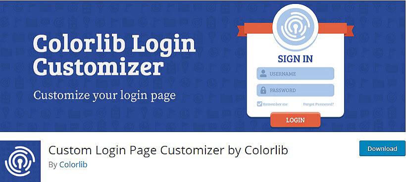 custom login WordPress Custom Login Plugins