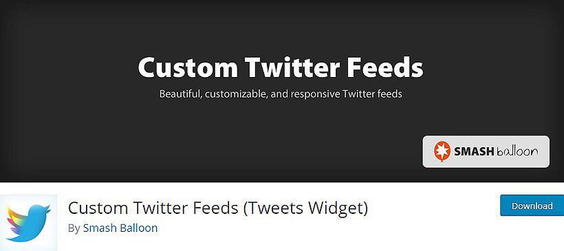 custom twitter