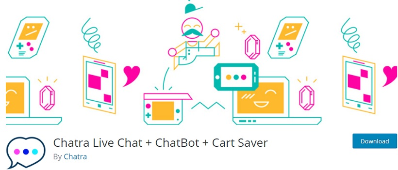 chatra live chat