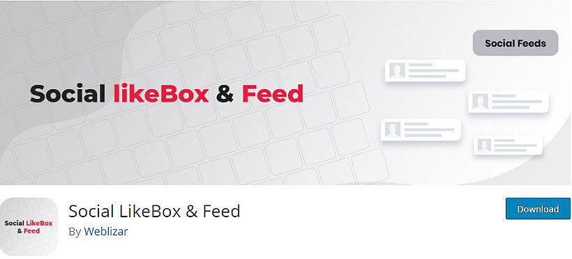 social likebox