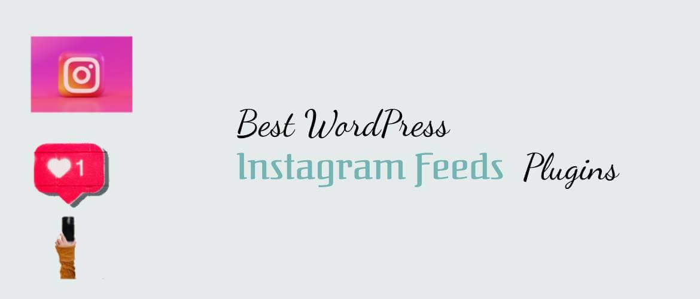 WordPress Instagram Feeds Plugins