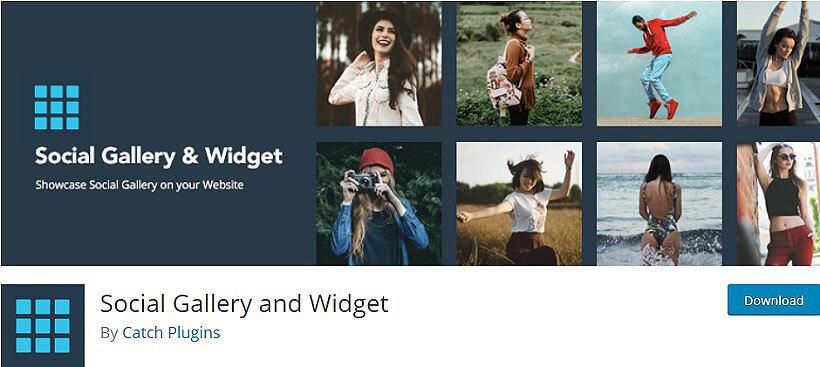 social gallery wordpress instagram feeds plugins